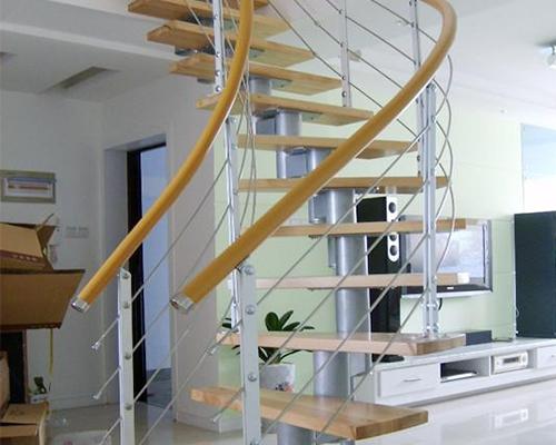 钢木楼梯定制商