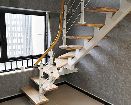 霸州钢木楼梯厂家